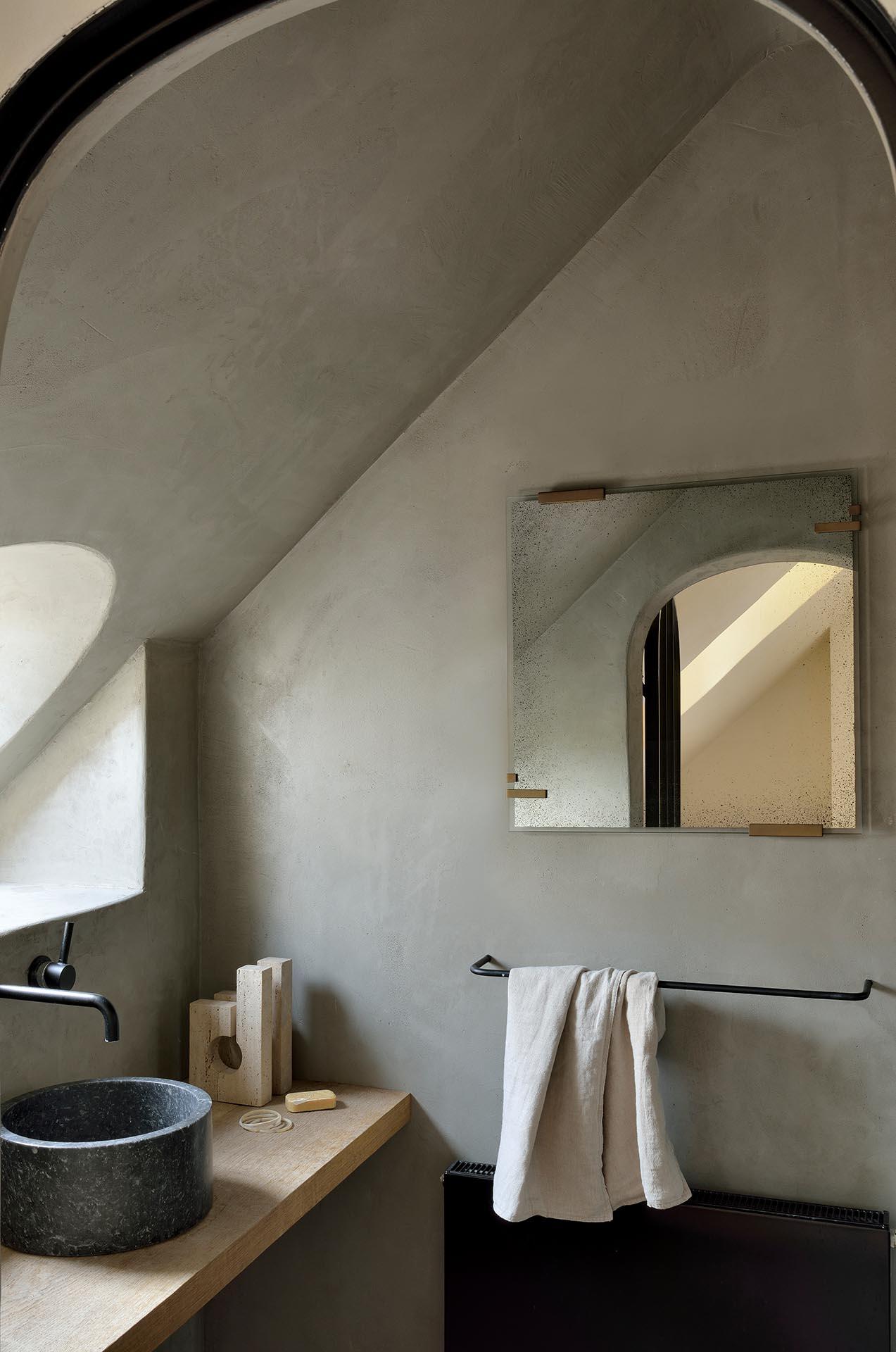 Clear Frameless Wall Mirror Clear